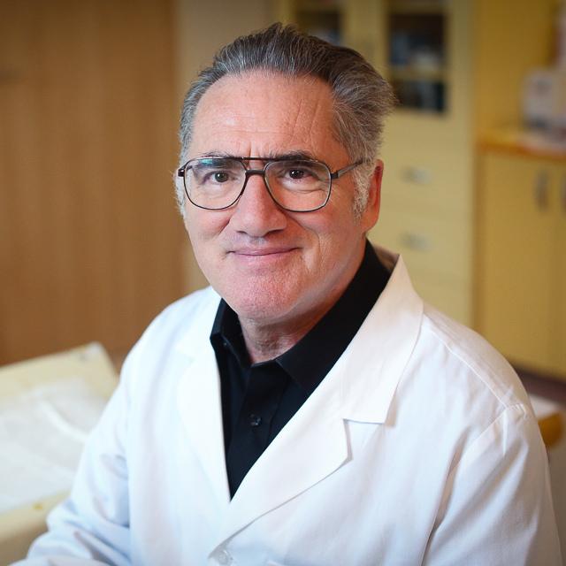 Prof. Dr. Harmat György