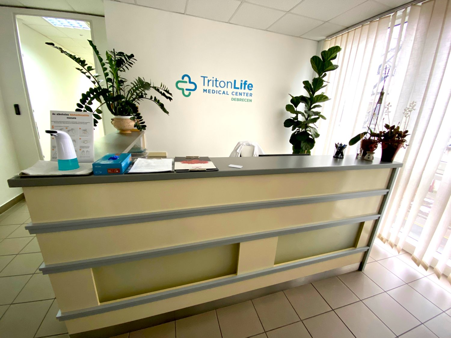 TritonLife Medical Center Debrecen