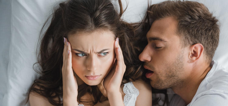 Módszerek horkolás ellen