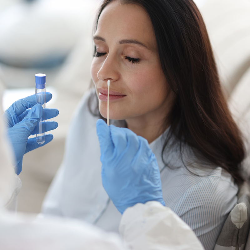 PCR vizsgálat