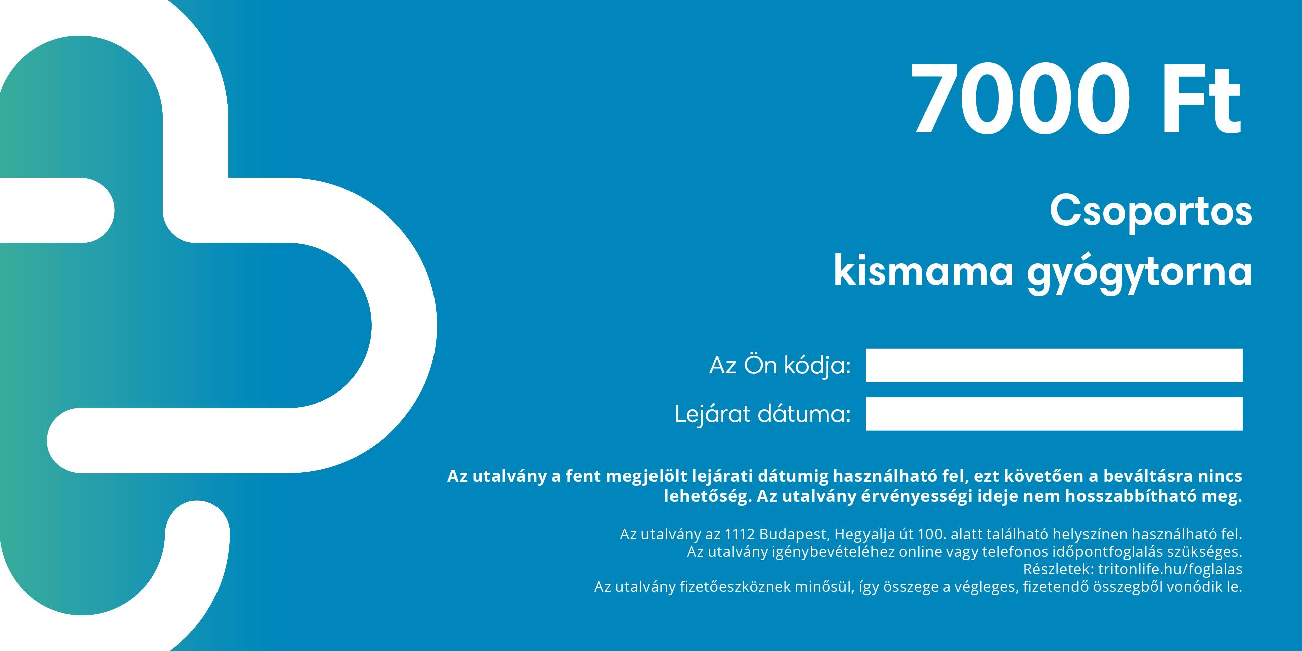 Kismama torna, csoportos (60p)